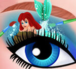Barbie Artistic Eye Makeup